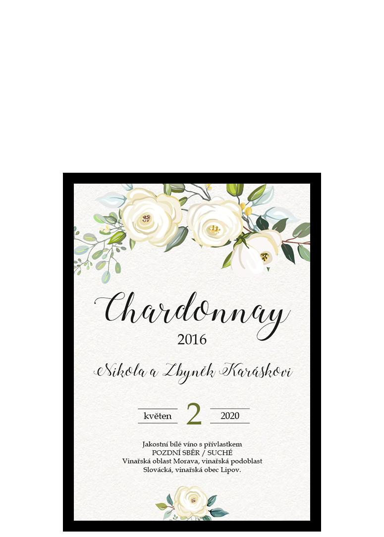 Svatební etiketa - Floral