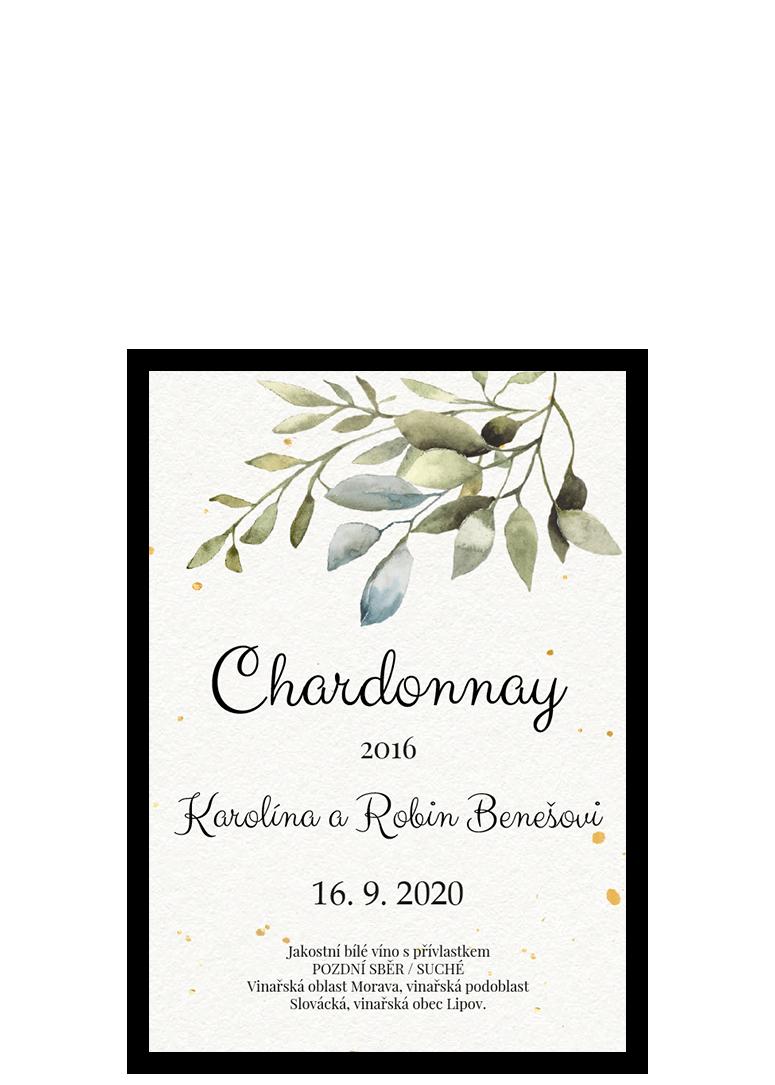 Svatební etiketa - Hexagon