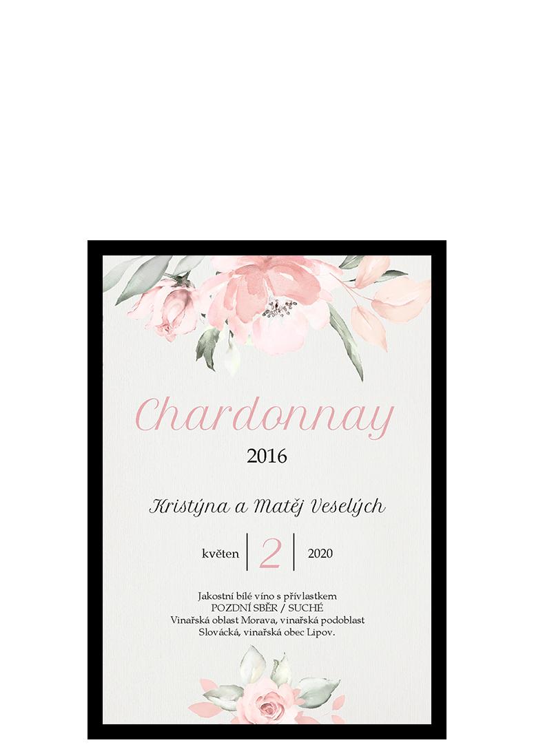 Svatební etiketa - Rose
