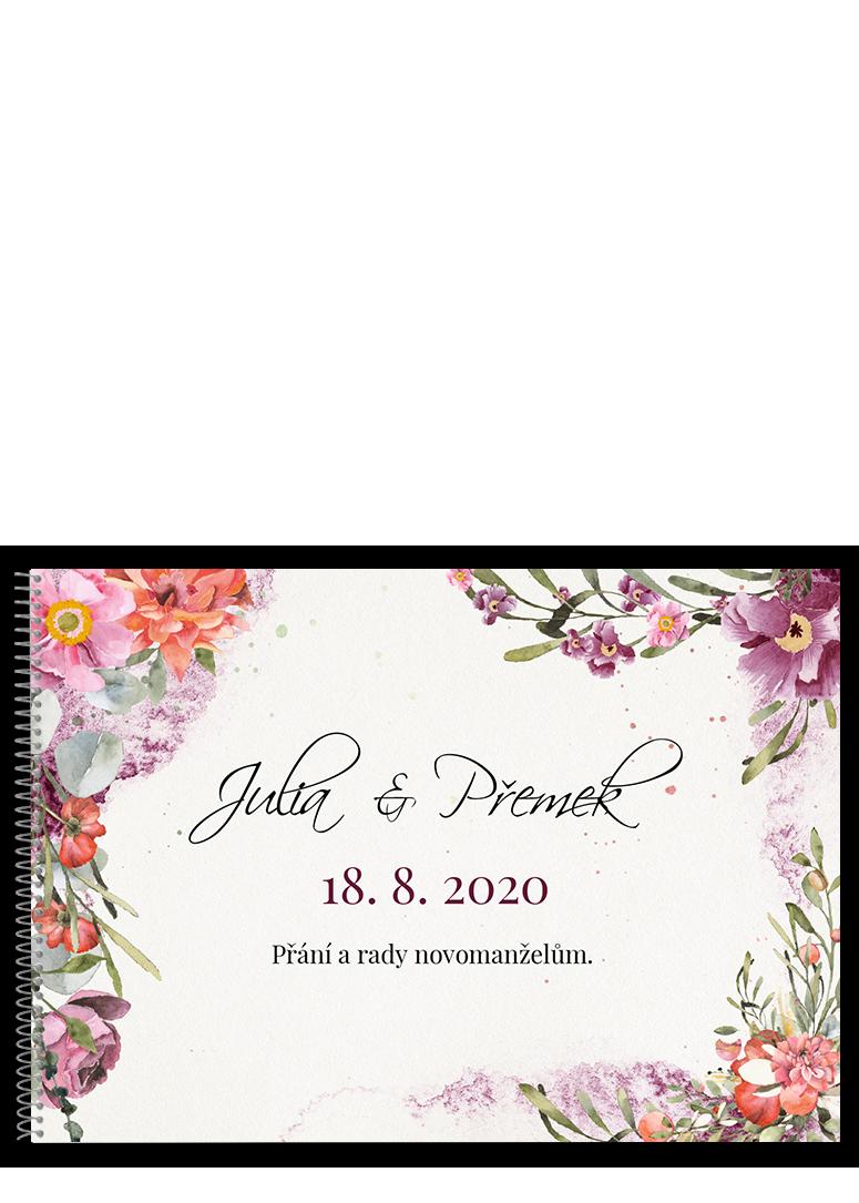 Svatební kniha - Rosey