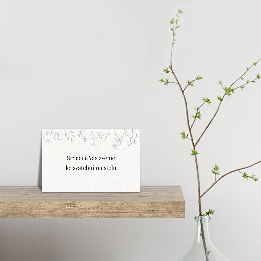 Pozvánka ke stolu - Leaves 4