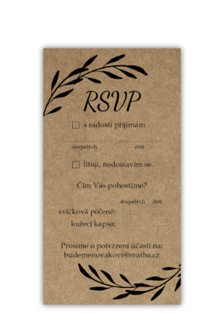 RSVP - Craft