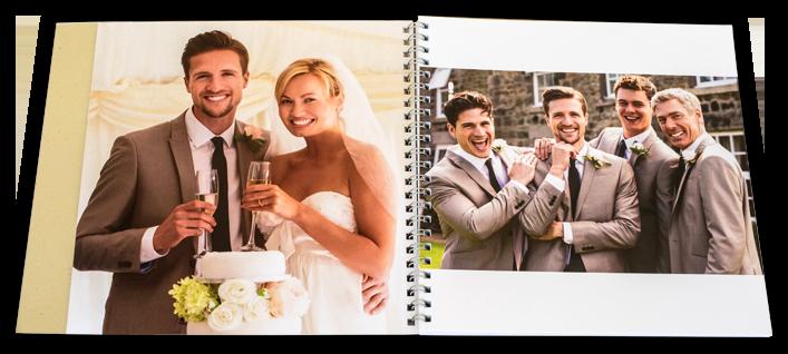 fotokniha originál svatba