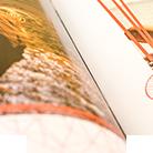 fotokniha šitá sponou otevřená