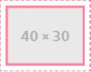 40x30 cm